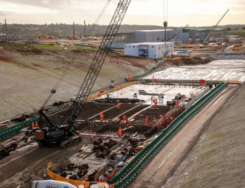 Construction's bounce-back flattens out