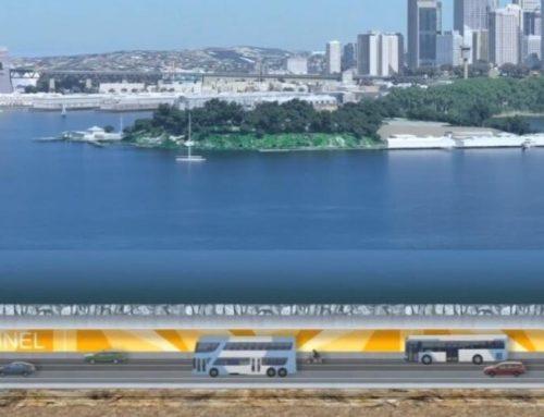 Laing O'Rourke shortlisted for Sydney tunnel