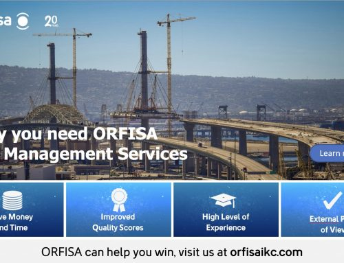 Reasons why you need ORFISA Bid Management Services