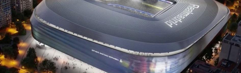 Remodelación del Estadio Santiago Bernabéu